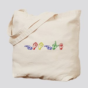 Google Tote Bag