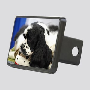 Cocker Spaniel Rectangular Hitch Cover