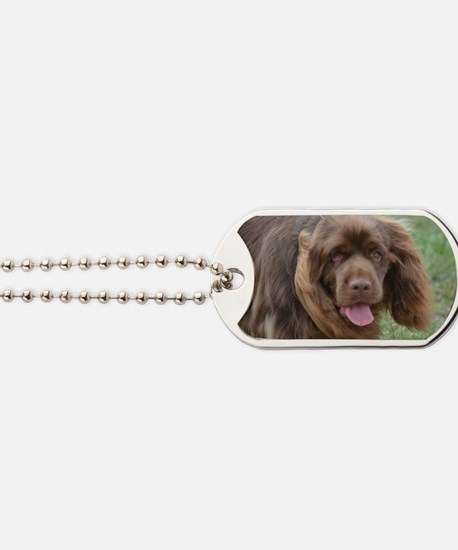 Sussex Spaniel Dog Tags