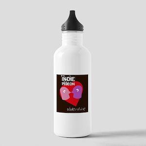 Valentine Album Art Water Bottle