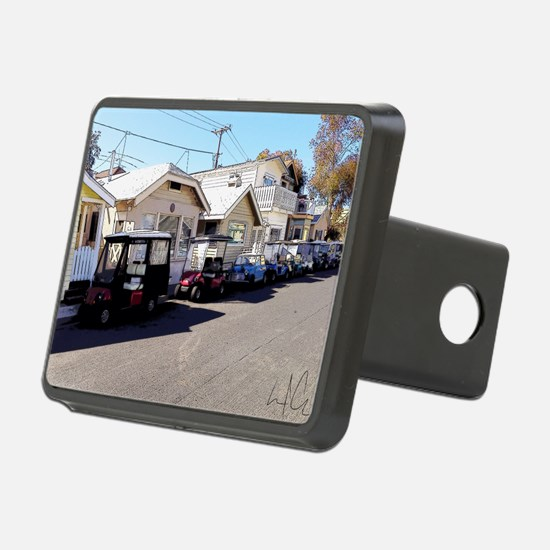 Golf Cart Row Hitch Cover