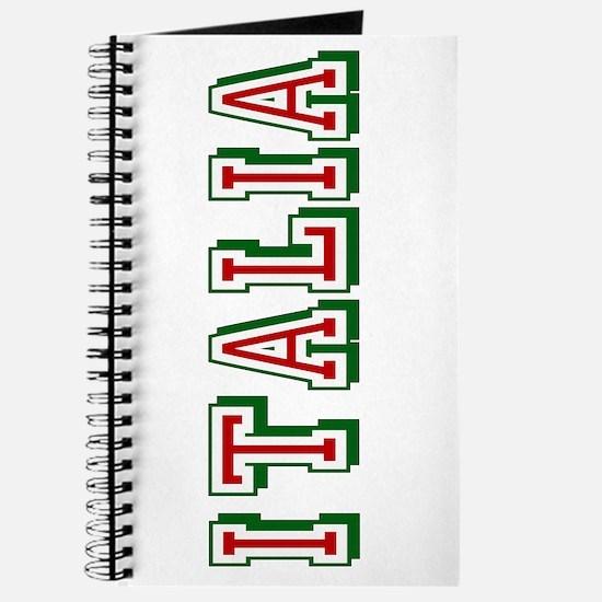 Italia Logo Journal