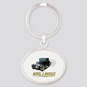 Model A Muscle! Keychains