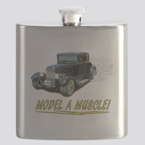 Model A Muscle! Flask
