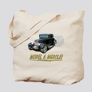 Model A Muscle! Tote Bag
