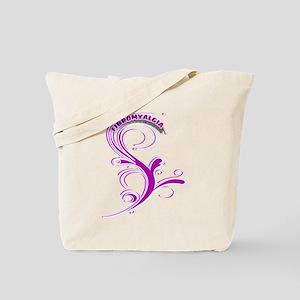 FIBROMYALGIA UNIQUE DESIGN2 Tote Bag