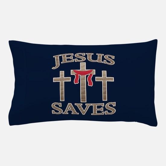 Jesus Saves Pillow Case
