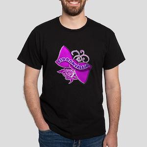FIBROMYALGIA FLORAL BOW T-Shirt