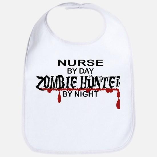 Zombie Hunter - Nurse Bib