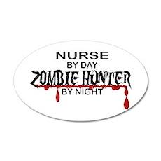 Zombie Hunter - Nurse Wall Decal