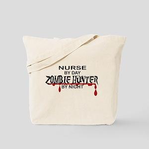 Zombie Hunter - Nurse Tote Bag