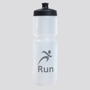 Run Sports Bottle