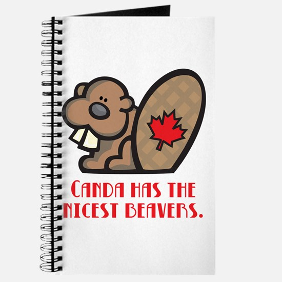 Canada Nicest Beavers Journal
