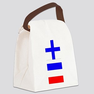 Nelson - Engage more closely Canvas Lunch Bag