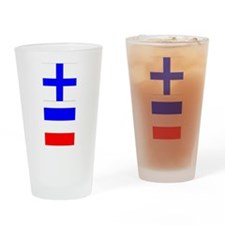 Nelson - Engage more closely Drinking Glass