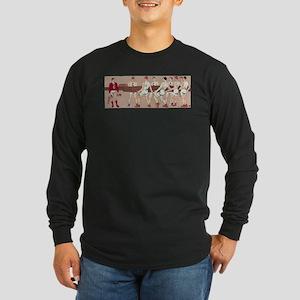 Vintage Cornell's Eight Long Sleeve Dark T-Shirt