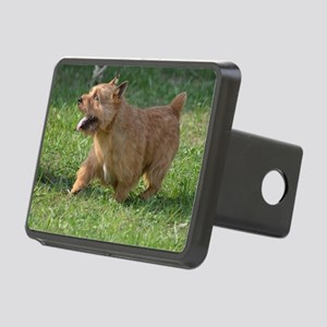 Cute Glen of Imaal Terrier Rectangular Hitch Cover