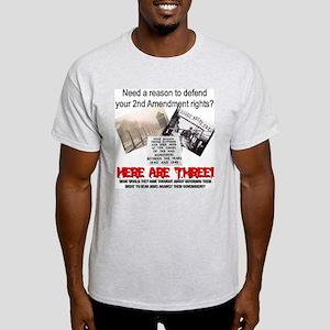 """Need a Reason?"" Light T-Shirt"