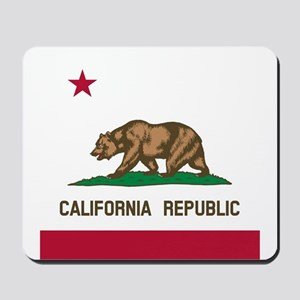 Flag of California Mousepad