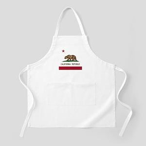 Flag of California Apron