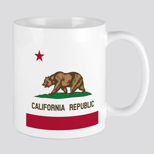 Flag of California Mugs