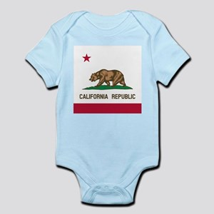 Flag of California Body Suit