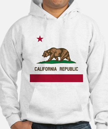 Flag of California Jumper Hoody