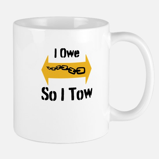 Tow Truck Style Mugs