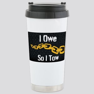 Tow Truck Driver Travel Mug