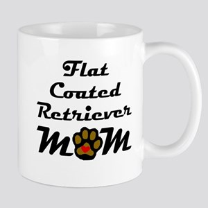 Flat-Coated Retriever Mom Mugs