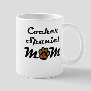 Cocker Spaniel Mom Mugs