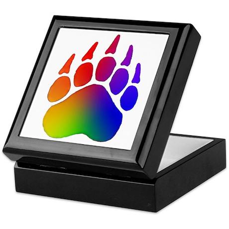 Rainbow Paws - Keepsake Box