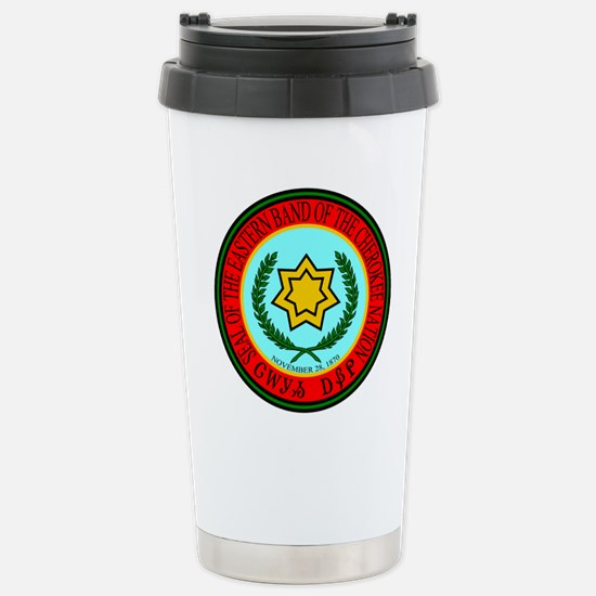 Eastern Band Of The Che Stainless Steel Travel Mug