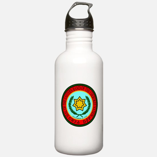 Eastern Band Of The Ch Water Bottle