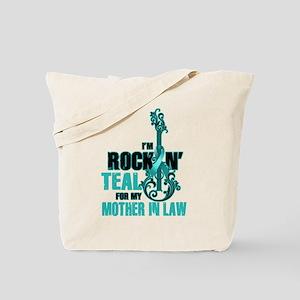 RockinTealFor MotherInLaw Tote Bag