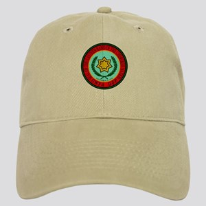 Eastern Band Of The Cherokee Seal Baseball Cap