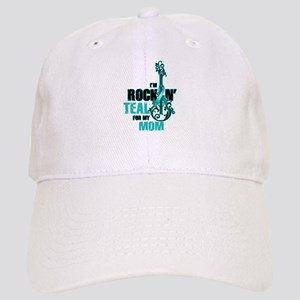 RockinTealFor Mom Baseball Cap