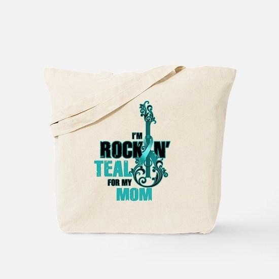 RockinTealFor Mom Tote Bag