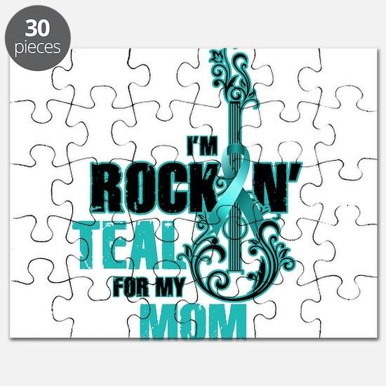 RockinTealFor Mom Puzzle