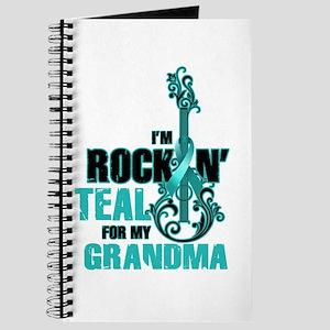 RockinTealFor Grandma Journal