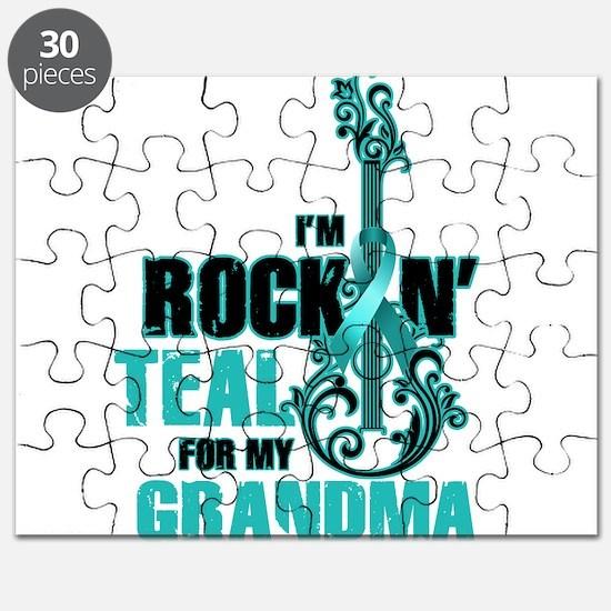 RockinTealFor Grandma Puzzle
