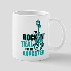 RockinTealFor Daughter Mugs