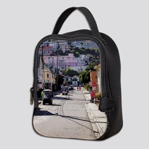 Coming Through Neoprene Lunch Bag