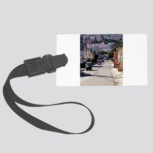 Coming Through Luggage Tag