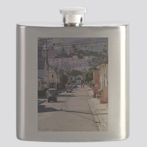 Coming Through Flask