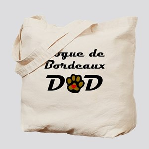 Dogue de Bordeaux Dad Tote Bag