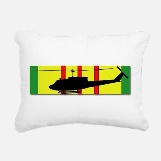 Vietnam - Aviation - Air Rectangular Canvas Pillow