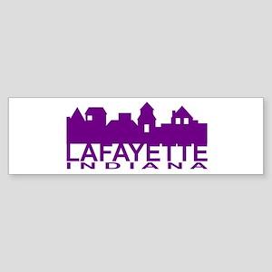Lafayette Indiana Bumper Sticker