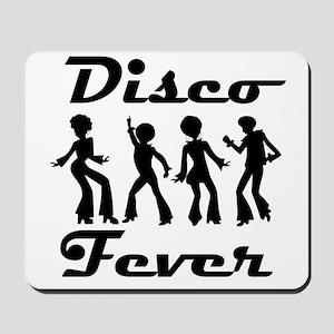 Disco Fever Disco Dancers Mousepad