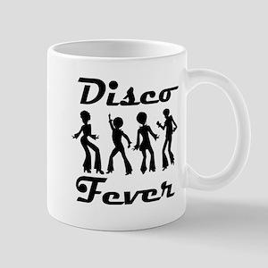Disco Fever Disco Dancers Mugs